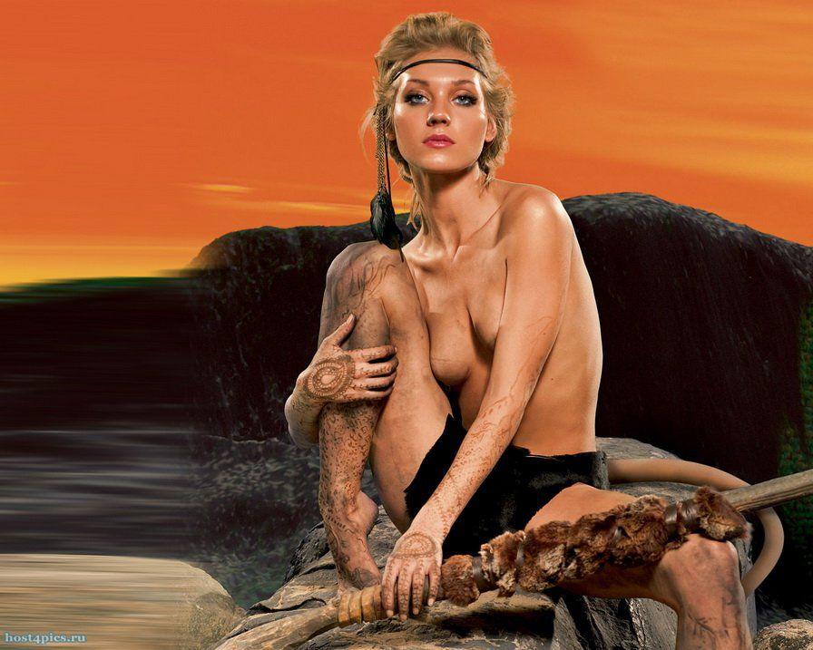 Смотреть онлайн фото и видео голая Кристина Асмус (Варя Черноус Интер